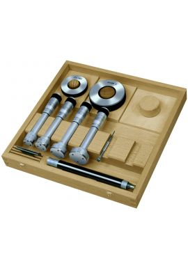 Tesa 0081725063  ROCH ALESOMETER Bore Micrometer with Analogue Indication - full metric set 6-10mm