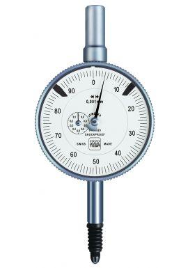 Tesa YR Dial Gauge 1mm travel .001mm resolution 01410520 waterproof  IP54