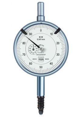 Tesa YE Dial Gauge 1mm travel .001mm resolution 01412711 waterproof  IP54