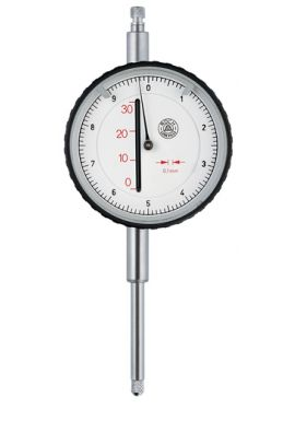 Tesa Dial Gauge 58mm diameter 30mm travel .1mm Res 0141760503