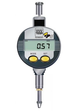 Tesa Digico 12 01930132 IP65 digital plunger clock 12.5mm travel  .001mm