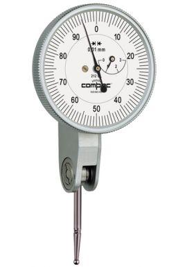 Tesa Compac series 210 metric part # 212GL Range 3mm Res .01mm