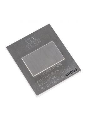 TESA 06960041 Roughness standard RA = 2.97µm (117µin)