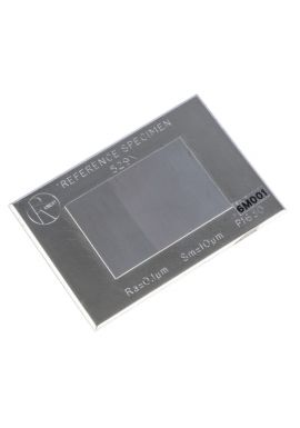 TESA 06960064 Roughness standard RA = 0.1µm (4µin)