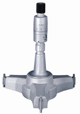 Tesa 078110735 ETALON INTALOMETER 531 Bore Micrometer 125-150mm 3 x 120ø