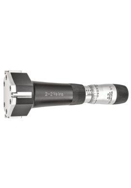 "Starrett 78XTZ-258 Bore Gauge Internal Micrometer 2- 2-5/8"" Range, INCLUDES SETTING RING"