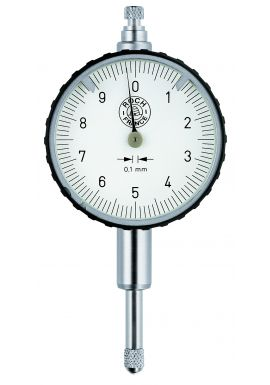 Tesa Dial Gauge 58mm diameter 10mm travel .1mm Res 0141760501