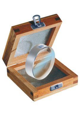 Tesa 02530050 Optical flat 50mm diameter, 15mm thick, accuracy .00125mm