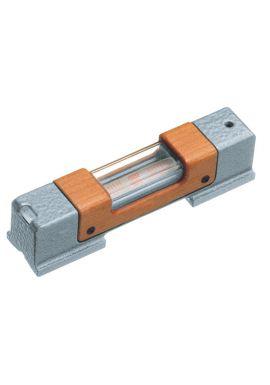 Tesa 05331050 Precision spirit level 0,02, L = 100 mm